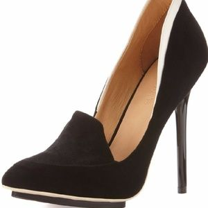 Beautiful L.A.M.B black sexy stilettos